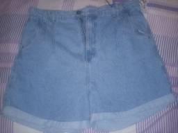 Calça e Bermuda Jeans