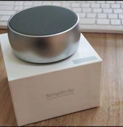 Título do anúncio: Caixa de som portátil Simplicity