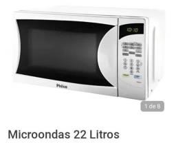 Título do anúncio: Microondas Philco 110