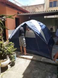 Barraca camping nautika 6 fenix