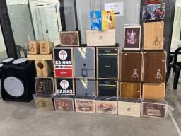 Loja de intrumentos musicais que vende Cajon em Betim