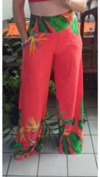 Calça pantalona n°36/38
