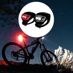 Kit Par de sinalizador pra bicicleta de Led $30