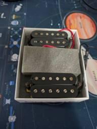 Par de captadores de guitarra Humbucker