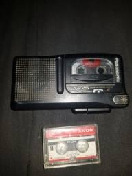 Gravador de voz pequeno Panasonic