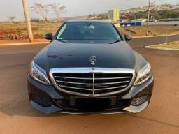 Título do anúncio: Mercedes C 180 ano 2017 exclusive 1.6 cgi - 9G tronic