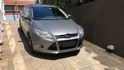 Ford Focus Titanium Plus - Revisões Concessionária - IPVA 2021 Pago