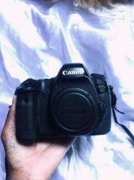 Câmera Canon 6D