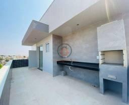 Título do anúncio: Cobertura com 3 Quartos à venda, 120 m² por R$ 445.000 - Santa Branca - Belo Horizonte/MG