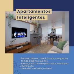 Título do anúncio: Apartamento a venda em BH 2 quartos, apenas 2 torres - Lazer completo - Excelente Investim