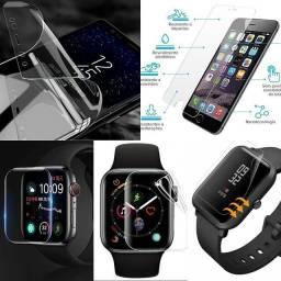 Título do anúncio: pelicula de hidrogel para todos os modelos de Iphone