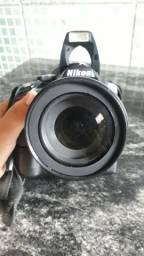 Câmera Nikon 3200
