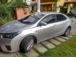Toyota Corolla XEI 2.0 Aut. Excelente Estado! Aceito troca em Blindado - 2015