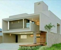 Casa em condominio fechado fino acabamento
