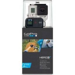 Câmera de ação GoPro HERO3+ Black Edition - GPHERO3+