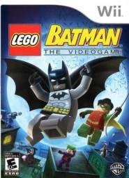 Jogo : Lego Batman 1 para WII - Muito Novo !!! Impecável !!! , Estado Okm !!!