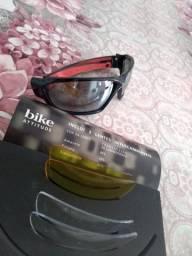 Óculos esportivo bike atitude