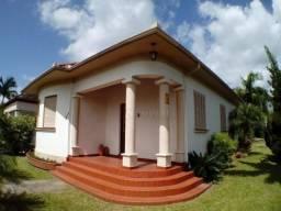 Casa residencial à venda, centro, sapiranga.