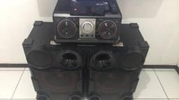 LG X Boom CM9740