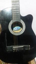 Vendo violão austin elétrico .contato 98996012675