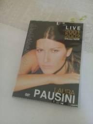 Dvd Laura Pausini - Live 2001 2002 World Tour