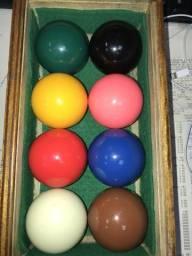 Bola para Sinuca vale 7
