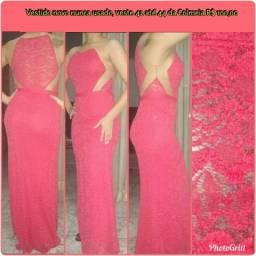 Vestido de festa novo marca Comeia