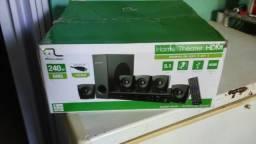 Home theater HDMI