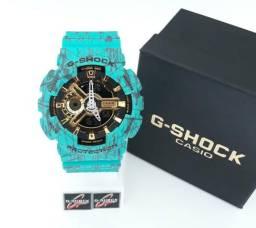 Relógio G Shock Ga-110 Ajuste Automático Novo comprar usado  São José