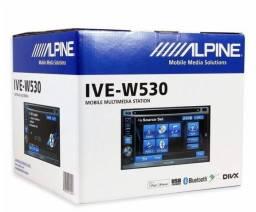 Central Multimídia 2 DIN ALPINE - Tv digita - GPS ACEITO CARTÃO comprar usado  Salvador