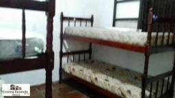 Vendo excelente casa de frente para o mar //com 2 dormitórios sendo 1 suite