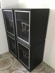 Caixa Sub Grave T18 - 600W