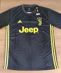Camisa Juventus Cr7 2018