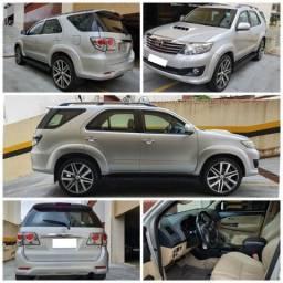 Toyota hilux sw4 diesel 2014 blindada - 2014