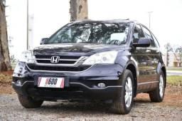 CR-V EXL 2.0 4WD C/Teto solar 2011/2011 Top de Linha Oferta!! - 2011