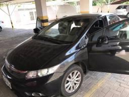 Vendo: Honda Civic LXS, 1.8 Flex Automatico - 2014