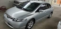 Honda civic lxs 1.8 automático 2008 - 2008
