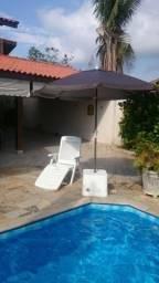 Casa para temporada com piscina próximo a praia. JÁ ESTA ALUGADA PARA O ANO NOVO!!!