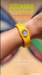 Bracelete magnéticas Akomos