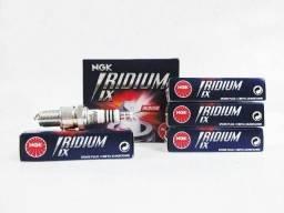 Jogo 4 Velas Ngk Iridium Fz6 600 Fazer 600 Cr9eix . (Entrega grátis)