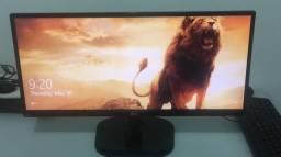 Monitor LG ultrawide 25um58