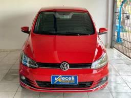 VW Volkswagen Fox Comfortline 1.0 12v MSI 2017, Único dono
