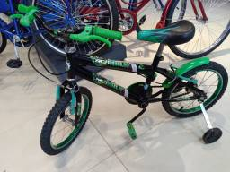 Bicicleta Hulk aro 16