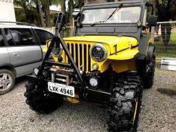 Jeep Willys 1951 CJ3A