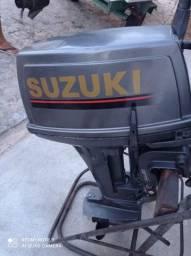 Motor Suzuki 15Hp 2T