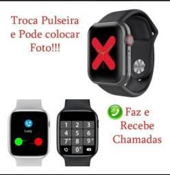 Smartwatch X7 Faz e recebe ligação