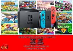 Jogos para nintendo switch super barato