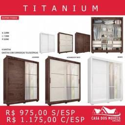 Guarda roupa titanium guarda roupa guarda roupa guarda roupa 1