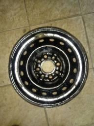 Roda de ferro aro 13 Fiat uno