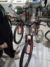 Este preço até 6 de dezembro!!! Duas bicicletas Raleigh